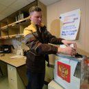 Досрочное голосование впервые прошло на месторождении имени Филановского в Каспии