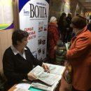 В Астрахани льготную подписку на «Газету ВОЛГА» можно оформить на избирательном участке