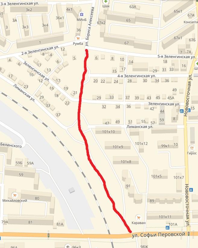 Власти предложили варианты объезда пробок на улице Яблочкова в Астрахани