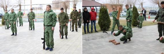 Руководитель администрации губернатора Астраханской области встретился с воспитанниками спецучреждения
