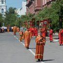 В Астрахань на Пасху привезут часть креста и тернового венца Господня