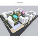 В Астрахани, рядом с рынком «Большие Исады» возведут новый микрорайон с домами «этажерками»