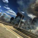 В Астрахани тушат крупный пожар