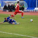 Астраханским футболистам поле помешало показать содержательную игру