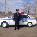 В Астраханской области полицейский, отдыхая с семьей, задержал грабителя