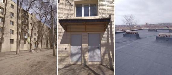 Астраханцы добились ремонта общежития обращением к губернатору
