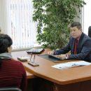 Руководитель администрации губернатора Астраханской области рассмотрел обращения граждан на личном приёме