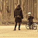 В Астрахани мать осудили за то, что попрошайничала вместе с детьми