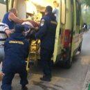 В Астрахани медики не смогли вынести из квартиры мужчину, у которого остановилось сердце