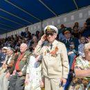 Астраханское управление ФСБ поздравляет ветеранов ВОВ с Днем Победы