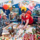 При поддержке ЛУКОЙЛА в Астрахани прошла третья социальная ярмарка