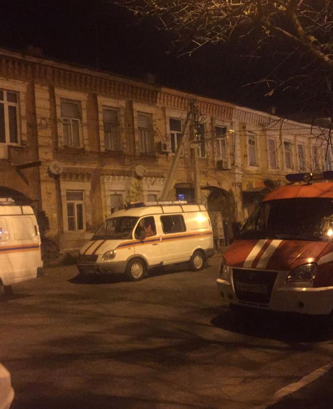 Жильцы дома в Астрахани, где обрушилась кирпичная кладка, вернулись в свои квартиры