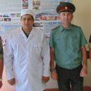 В Астрахани сотрудники Росгвардии спасли человека