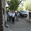 Астраханский губернатор проверил, как ремонтируют  дорогу от ЗАГСа до Больших Исад