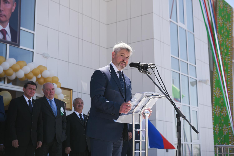 Первую в Россию школу для детей туркменской диаспоры построили в Астрахани