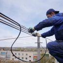 В Астрахани бригада, ремонтирующая кровлю, повредила линию связи
