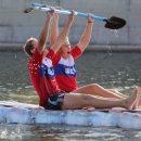 Фестиваль «смешных лодок» в Астрахани в 2018 году будет посвящен чемпионату миру по футболу