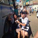 На Больших Исадах продавщице стало плохо во время рейда полиции