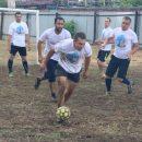 В Астрахани православная молодежь сыграла в футбол с заключенными