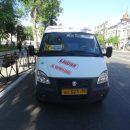 В Астрахани из-за резкого торможения маршрутки пострадали люди