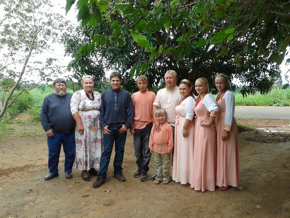 Старообрядцы из Латинской Америки решили перебраться в астраханское село