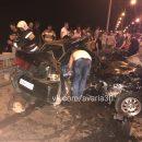 Один человек погиб, трое пострадали в ДТП в Астрахани