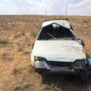 Под Астраханью в страшном ДТП погиб молодой водитель