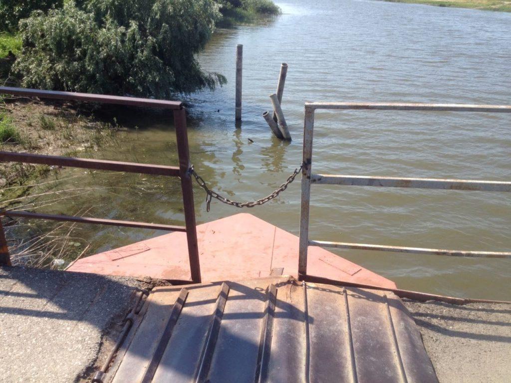 Астраханцы показали как изменился мост после публикации о ЧП на нем