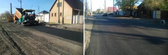 По просьбам астраханцев прочистили ливнёвки и отремонтировали дороги