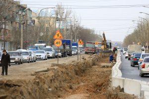 Дождется ли Астрахань новых парковок