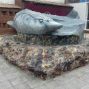 В Астрахани появится памятник осетру