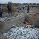 Свалка ртутных ламп продолжает отравлять экологию Астраханской области