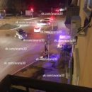В Астрахани на перекрестке сбили мотоциклиста