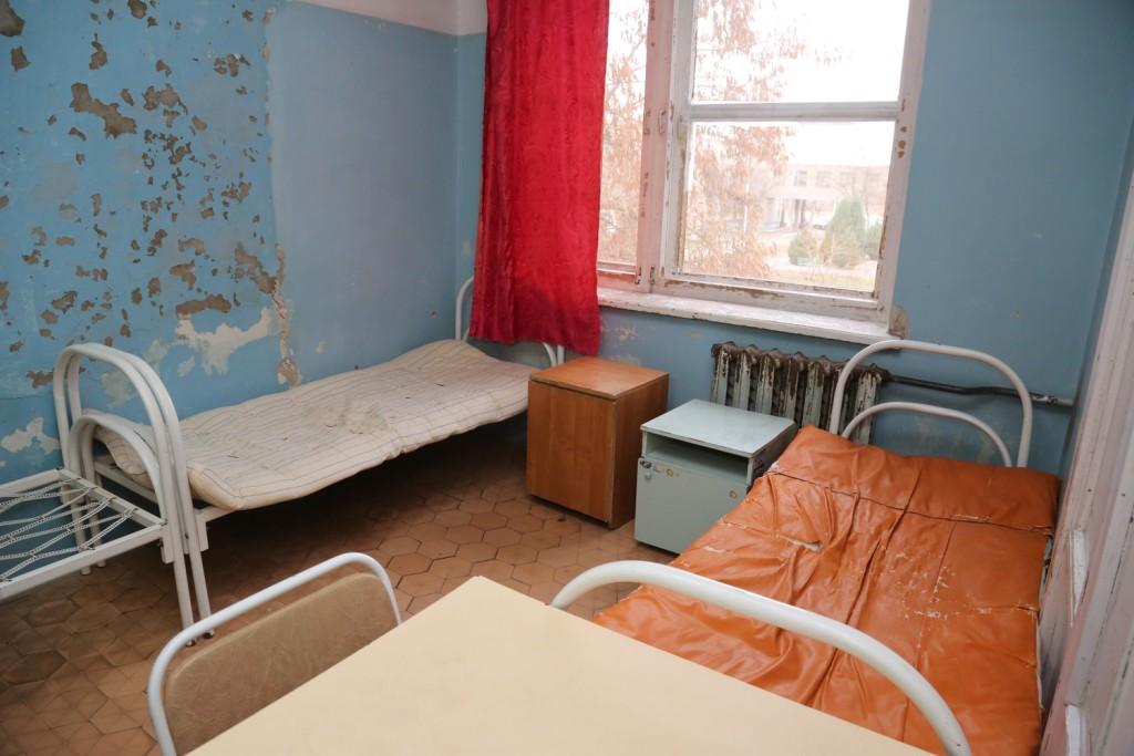 Астраханские власти направят на ремонт корпуса инфекционной больницы 260 млн рублей