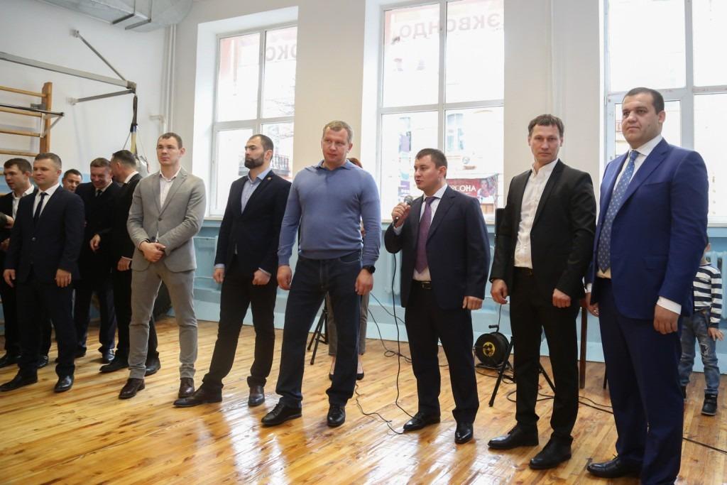 Федерация бокса России построит в Астрахани новый центр единоборств