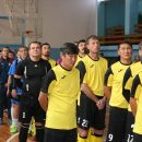 В Астраханской области стартовал зимний чемпионат по мини-футболу памяти Анатолия Гужвина