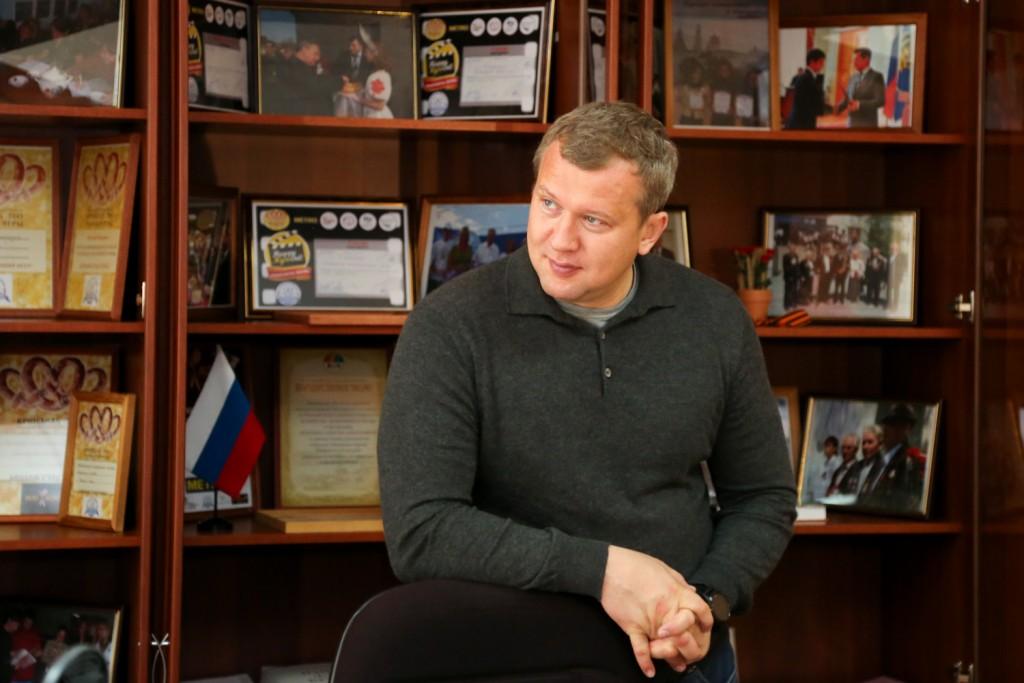 Сергей Морозов познакомился с астраханскими кооператорами