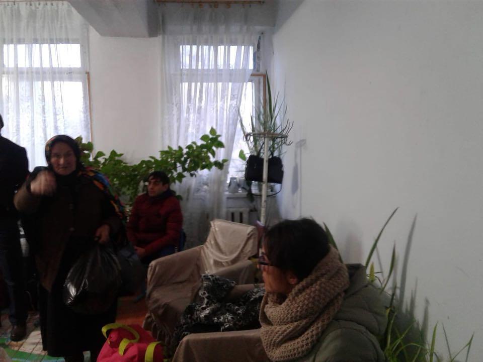 Глава Дербента высказался по поводу истории с автобусом, застрявшим в степи в Астраханской области
