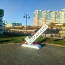 Вандалы сломали памятный знак «Я люблю Астрахань»