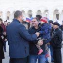 Астраханцы отметили День народного единства