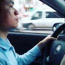 В Астрахани иностранцы учатся водить машины