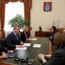 Цветок лотоса станет символом Года здоровья в Астраханской области
