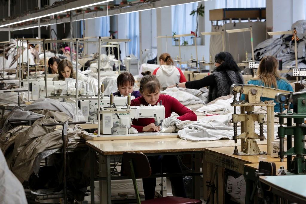Астраханская швейная фабрика «Дельта» готова принять на работу 100 швей
