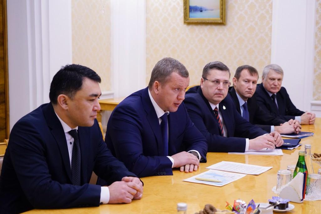 «Каспийская пятерка» должна нести ответственность за все происходящее в регионе — МИД РФ