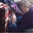 В Астрахани родственница заперла старушку зимней ночью на балконе