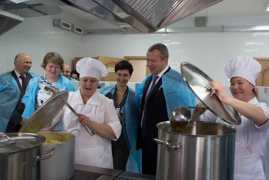 В астраханском микрорайоне Бабаевского открылся новый детский сад
