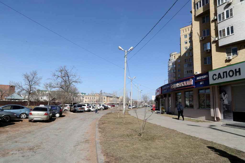 В Астрахани появится проезд между улицами Кирова и Ахшарумова