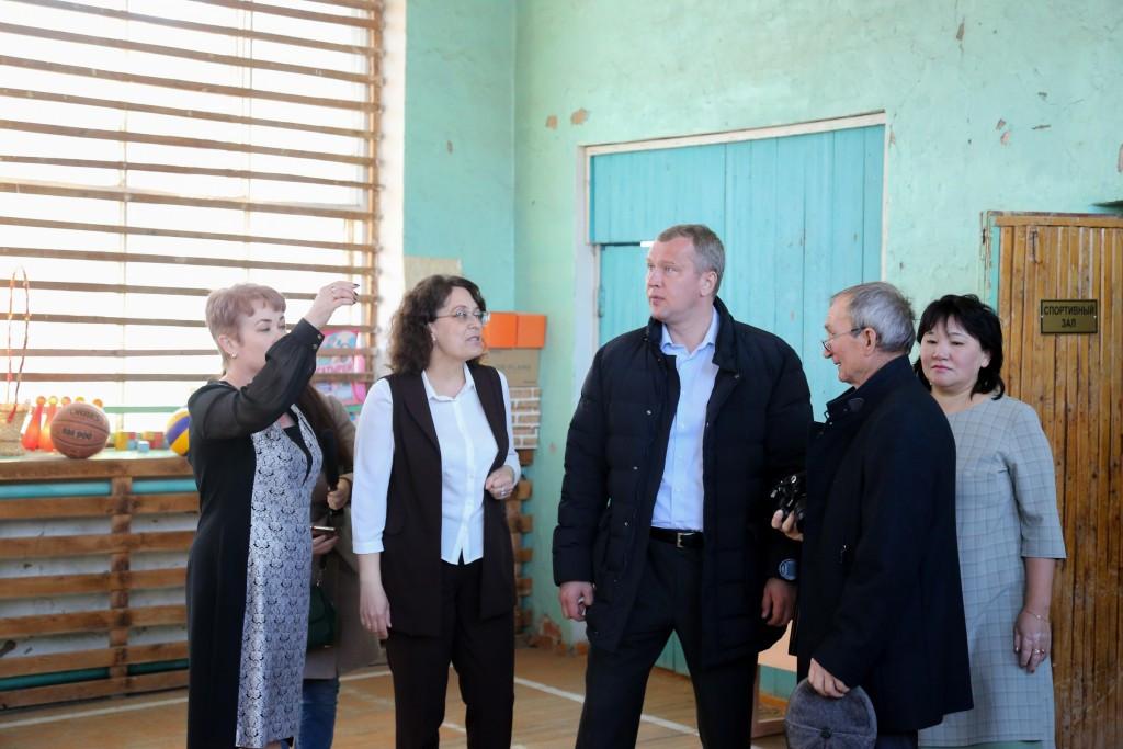 Сергей Морозов принял участие в церемонии закладки ФАПа в селе Ново-Булгары