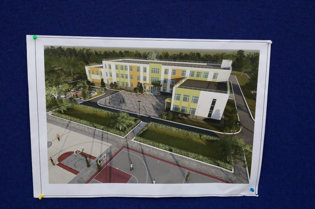 В астраханском селе Каралат будет построена новая школа