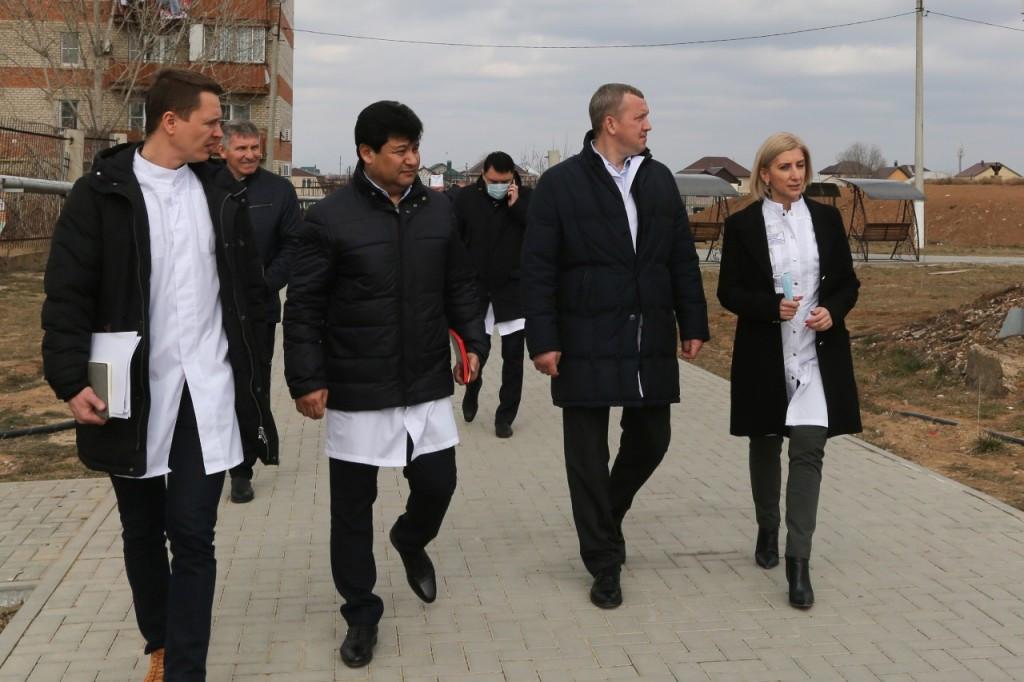 Больницу им. Кирова в Астрахани ждёт капитальный ремонт